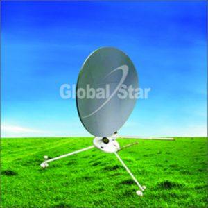 Flyaway Antennas GS1.0M Manual Carbon Fiber Flyaway Antenna