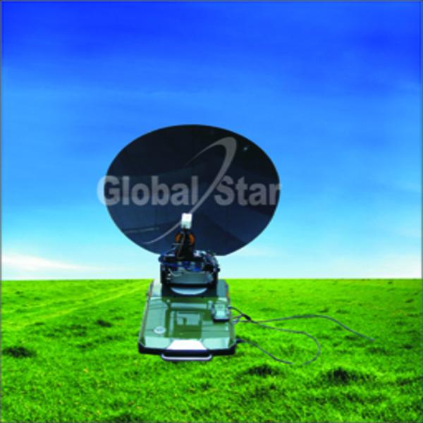 GS1.0M Auto Carbon Fiber Flyaway Antenna