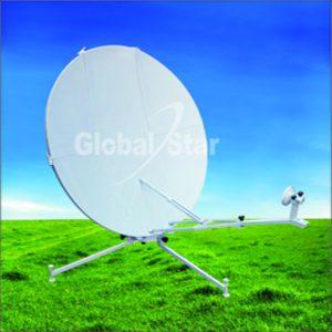 Flyaway Antennas GS1.2M Manual Aluminum Flyaway Antenna