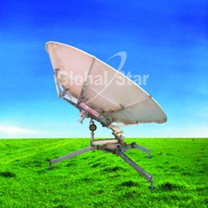 Flyaway Antennas GS2.4M Manual Aluminum Flyaway Antenna