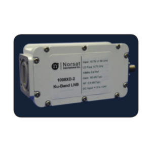 LNBs LNB Ku-Band Ext Ref 1000X-2Ext. Reference