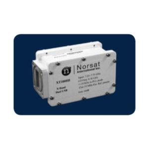 LNBs LNB X-Band XT1000H DUAL PLL / Ext RefExt. Reference