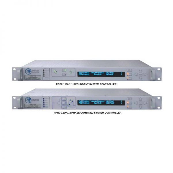 Amplifier System Controllers