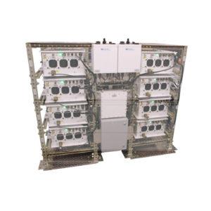 Amplifiers Outdoor PowerMAX Modular N+1 Soft-Fail - GaAs High Power Outdoor ModulesSSPA|Outdoor