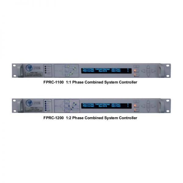 Indoor Rack Mount Phase Combined SSPA Systems