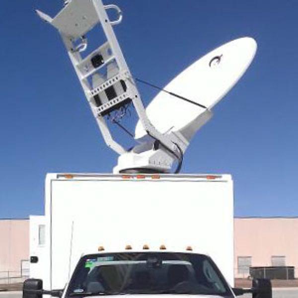 RC4000 Antenna Controller: Rack Mount