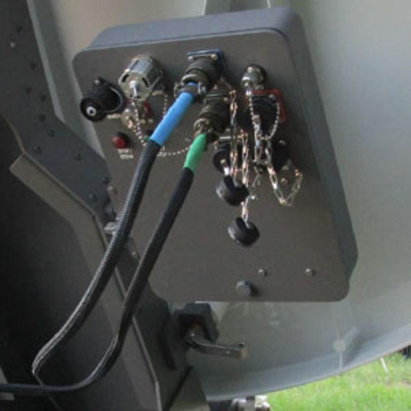 RC4100 Integrated Flyaway Controller