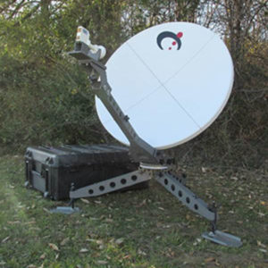 Flyaway Antennas 1023 Celero Flyaway AntennaMobile VSAT