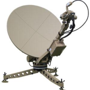 Flyaway Antennas 1233 Celero Class AntennaMobile VSAT