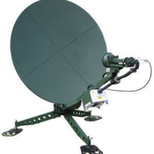 Flyaway Antennas 1832 Celero Class AntennaMobile VSAT
