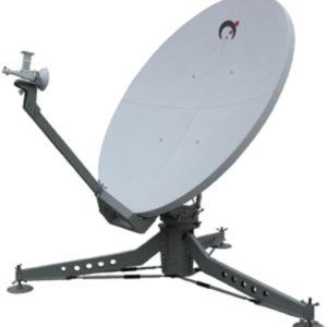 Flyaway Antennas 2422 Celero Class AntennaMobile VSAT