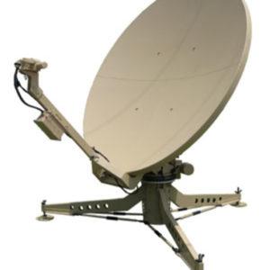 Flyaway Antennas 2432 Celero Class AntennaMobile VSAT