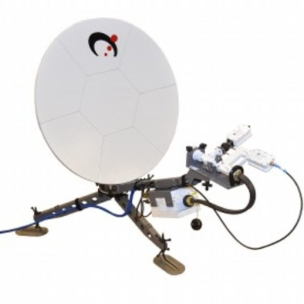 1021 Agilis Flyaway Antenna