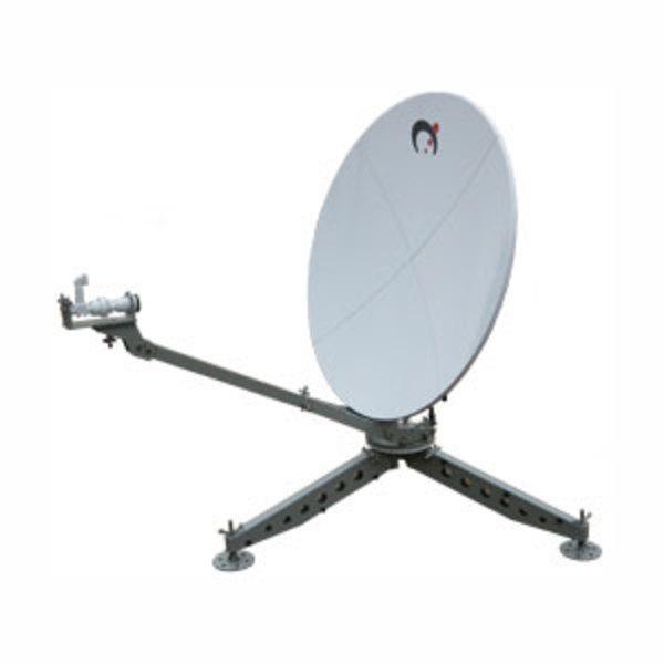 1221 Agilis Flyaway Antenna