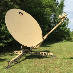 Flyaway Antennas 2421 Agilis Class AntennaSNG