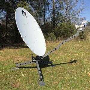 Flyaway Antennas 1227 Avion Class AntennaSNG