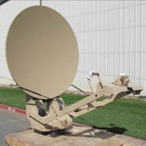 Vehicle Mount Antennas 2411-HW Peloris Driveaway AntennaSNG