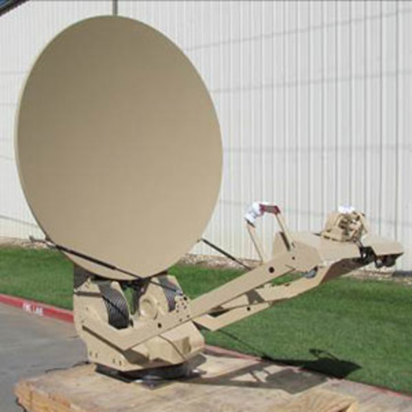 2411-HW Peloris Driveaway Antenna