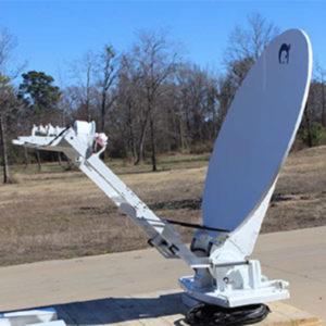 Vehicle Mount Antennas 2441 Peloris Driveaway AntennaSNG