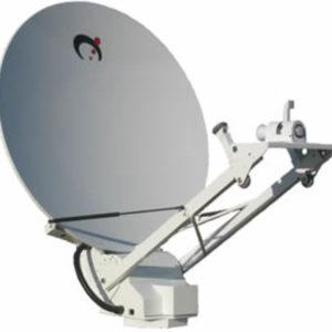 Vehicle Mount Antennas 1541 Novus Class AntennaVSAT
