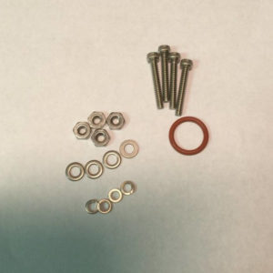 Waveguides WR28 Hardware KitHardware Kits