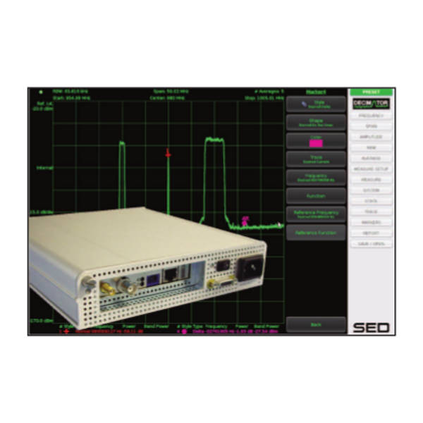 Portable Spectrum Analyzer