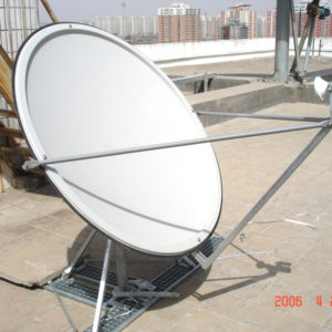 VSAT Antennas 1.2m Ku-Band Offset Feed SM-T1.2RRx/Tx