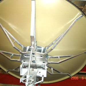 VSAT Antennas 1.8m Ku-Band Offset / Single Reflector SM-T1.8RRx/Tx