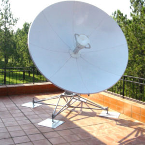 VSAT Antennas 2.4m Meter Dual-Reflector C-