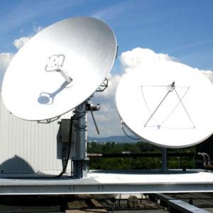VSAT Antennas 3.7m Meter Dual-Reflector C-