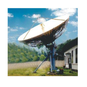 Earth Station Antennas 7.4m Satellite Communication Antenna M-T7.4R / WTX7.4Rx/Tx