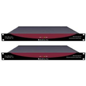 Converters RackSat Rack-Mount Converter L-bandUp/Down Converters