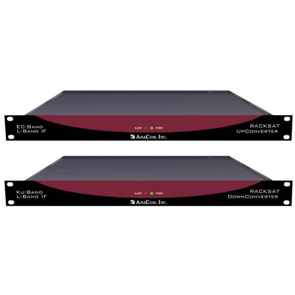 RackSat Rack-Mount Converter L-band