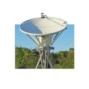 Earth Station Antennas 4.5m Earth Station Antenna High Wind