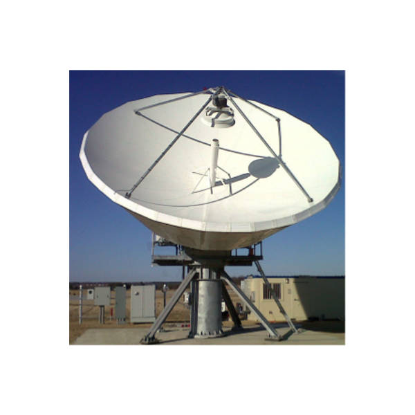 8.1m Extended Azimuth Earth Station Antenna