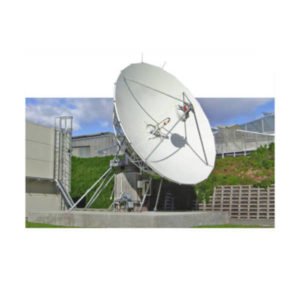 Earth Station Antennas 8.1m X