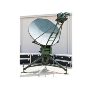 Earth Station Antennas 2.4m and 2.5m Nomadic Earth Station Antenna