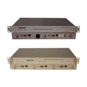 Spectrum Analyzers Dual & Triple AnalyzerRack mounted