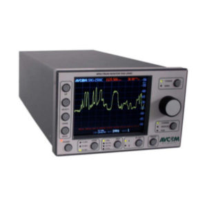 Spectrum Analyzers SNG Spectrum Analyzer with DisplayRack mounted