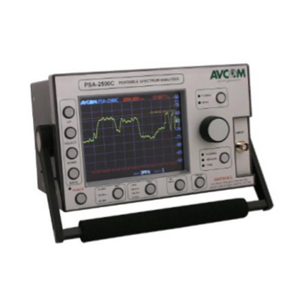 Portable Signal Analyzer