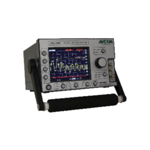 Spectrum Analyzers Portable Signal Analyzer extended bandPortable