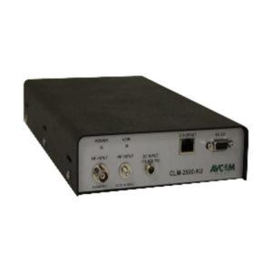 Spectrum Analyzers Compact Spectrum Analyzer Dual Channel 5-2500 MHz (C- Ku Band)Remote Monitoring