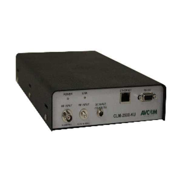 Compact Spectrum Analyzer Dual Channel 5-2500 MHz (C- Ku Band)