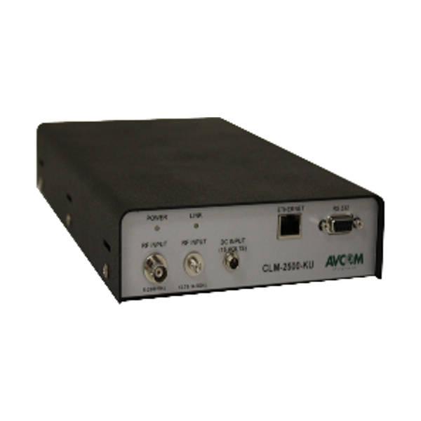 Compact Spectrum Analyzer Dual Channel 5-2500 MHz (C- Ku Band)