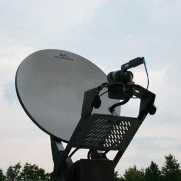 85cm Vehicle-Mount / DriveAway Mobile VSAT