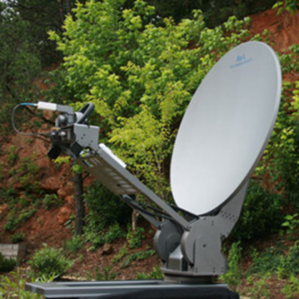 1.2m Vehicle-Mount / DriveAway Mobile VSAT