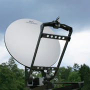 1.8m Vehicle-Mount / DriveAway Mobile VSAT