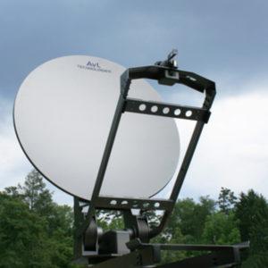 Vehicle Mount Antennas 1.8m Vehicle-Mount / DriveAway Mobile VSATMobile VSAT