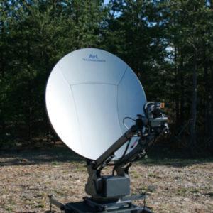 Flyaway Antennas Model 1.2m 1080FA FlyAway Mobile VSAT AntennaMobile VSAT