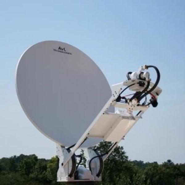 1.4m Vehicle-Mount / DriveAway Premium SNG/MIL Antennas